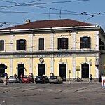 Stazione di Milano Porta Genova Milan, Italy