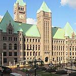 Minneapolis City Hall Minneapolis, USA