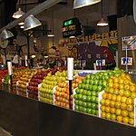 Grand Central Market Los Angeles, USA