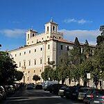 Villa Medici Rome, Italy