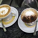 La Casa del Caffè Tazza D'oro Rome, Italy