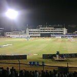 Brabourne Stadium Mumbai, India