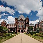 Ontario Legislative Building Toronto