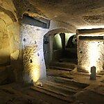 Catacombe di San Gennaro Naples, Italy