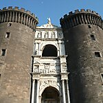 Castel Nuovo (Museo Civico) Naples, Italy