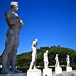 Foro Italico Rome, Italy