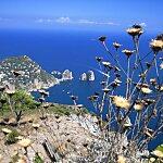 Monte Solaro Naples, Italy