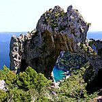 Arco Naturale Naples, Italy