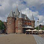Nieuwmarkt Amsterdam, Netherlands