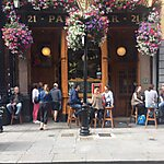 The Palace Bar Dublin, Ireland