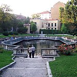 Giardino della Guastalla Milan, Italy
