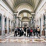 Musei Vaticani Rome, Vatican City