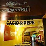 Cacio e pepe Rome, Italy