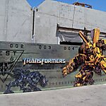 Transformers: The Ride-3D Los Angeles, USA