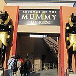 Revenge of the Mummy - The Ride Los Angeles, USA