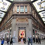 Galleria Alberto Sordi Rome, Italy