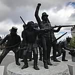 War of 1812 Monument Ottawa, Canada