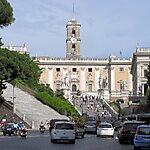 Piazza del Campidoglio Rome, Italy