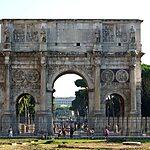 Arco di Costantino Rome, Italy