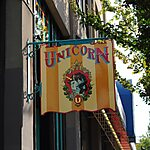 Unicorn Bar Seattle, USA
