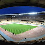 Estadio Olímpico de Sevilla Seville, Spain