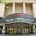 Capitol Theatre - Riffe Center Columbus, Ohio, USA