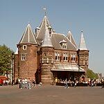 In de Waag Amsterdam, Netherlands