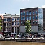 Anne Frank Huis Amsterdam, Netherlands