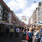 Albert Cuypmarkt Amsterdam, Netherlands