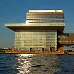 Muziekgebouw Amsterdam, Netherlands
