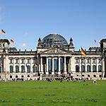 Reichstagsgebäude Berlin, Germany