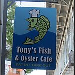 Tony's Fish and Oyster Café Vancouver, Canada