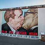 East Side Gallery Berlin, Germany