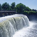 Rideau Falls Ottawa, Canada