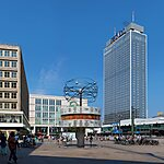 Alexanderplatz Berlin, Germany