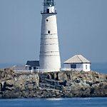 Little Brewster Island Boston, USA