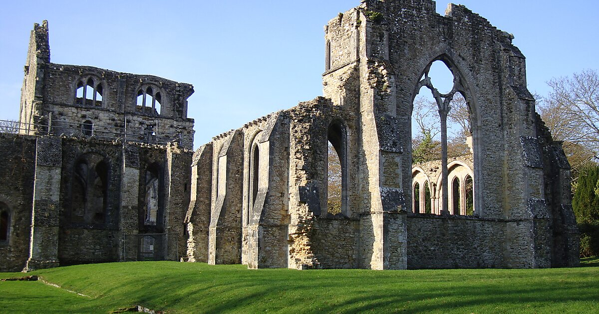 Eastleigh United Kingdom  City pictures : Netley Abbey in Eastleigh, United Kingdom | Sygic Travel